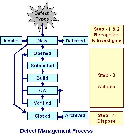 How do the experts like Test Analysts handle the software defects