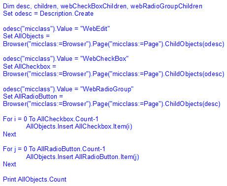 Qtp Descriptive Programming Tutorial Ebook Download