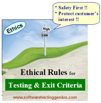 Ethics of Software Testing
