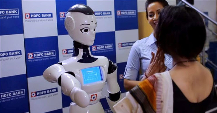 Kannada-speaking robotic receptionist (MITRA)