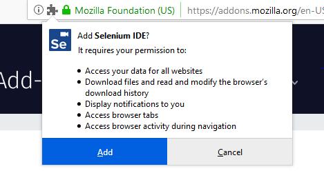 Download & Install Selenium IDE - Software Testing Genius