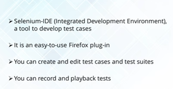 An Introduction to all new Selenium IDE - Software Testing Genius