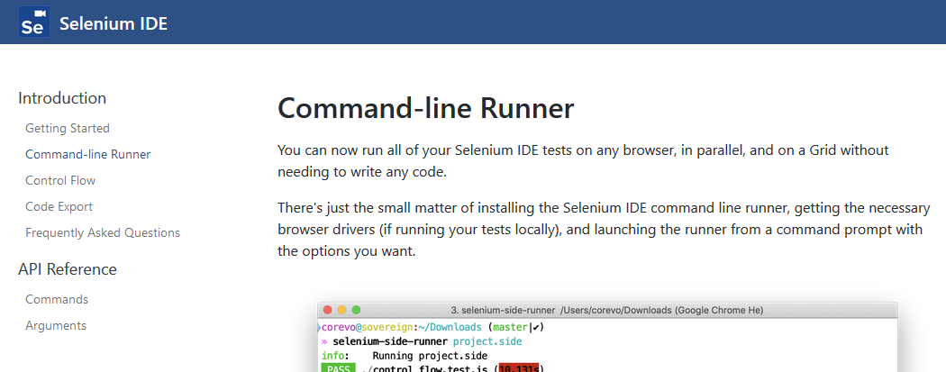 An Introduction to all new Selenium IDE - Software Testing
